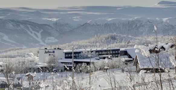 Radisson Blu Mountain ...