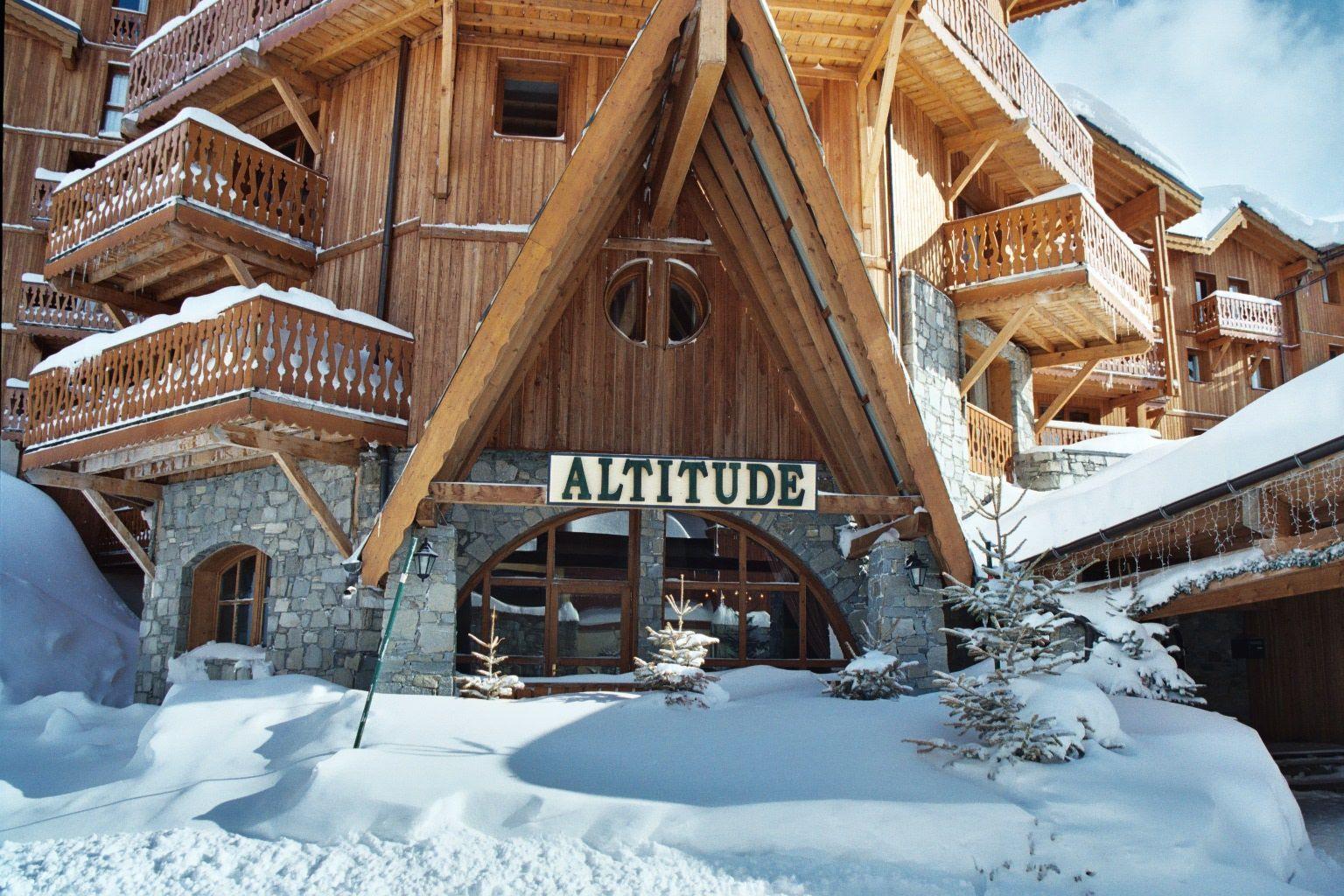 Chalet Altitude