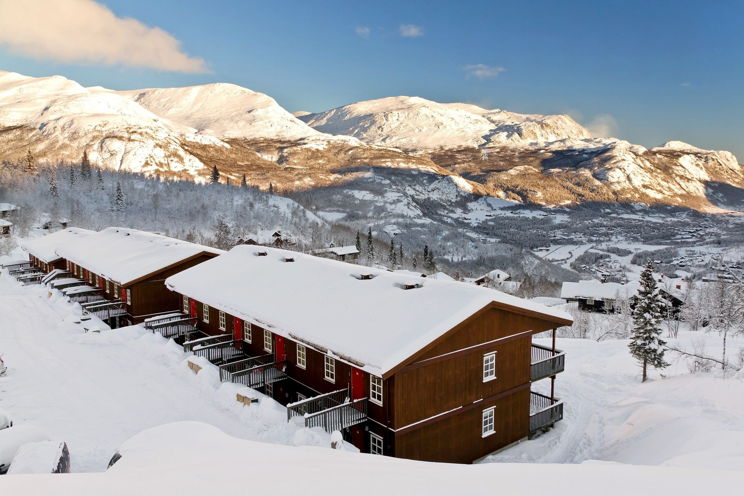Hemsedal Ski Lodge