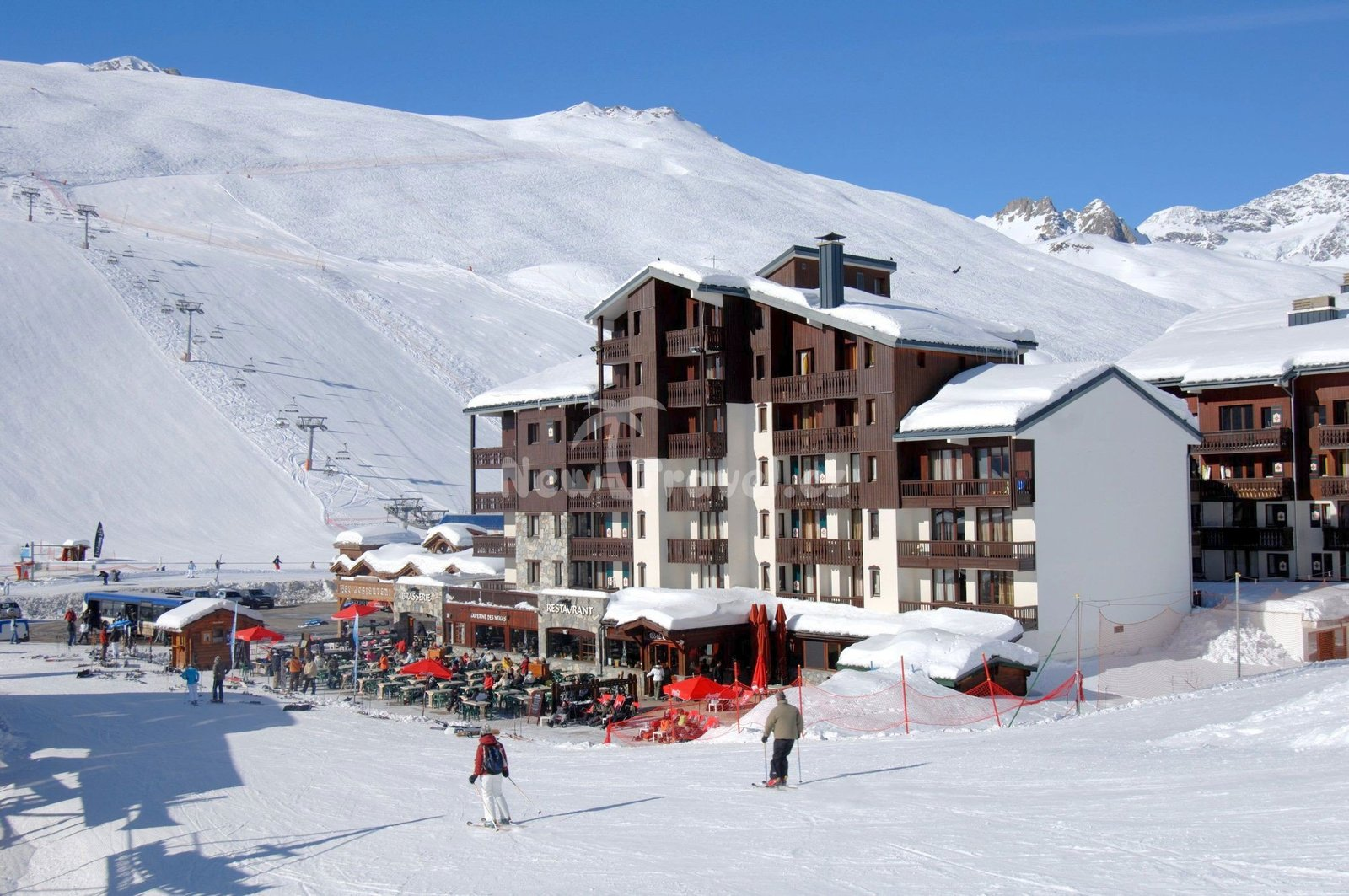 Rond Point des Pistes