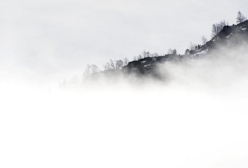 Tåke i fjellet 4