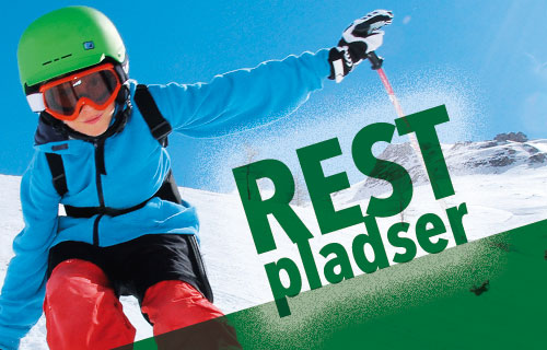 Restpladser Thinggaard skirejser
