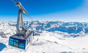 Tignes lift